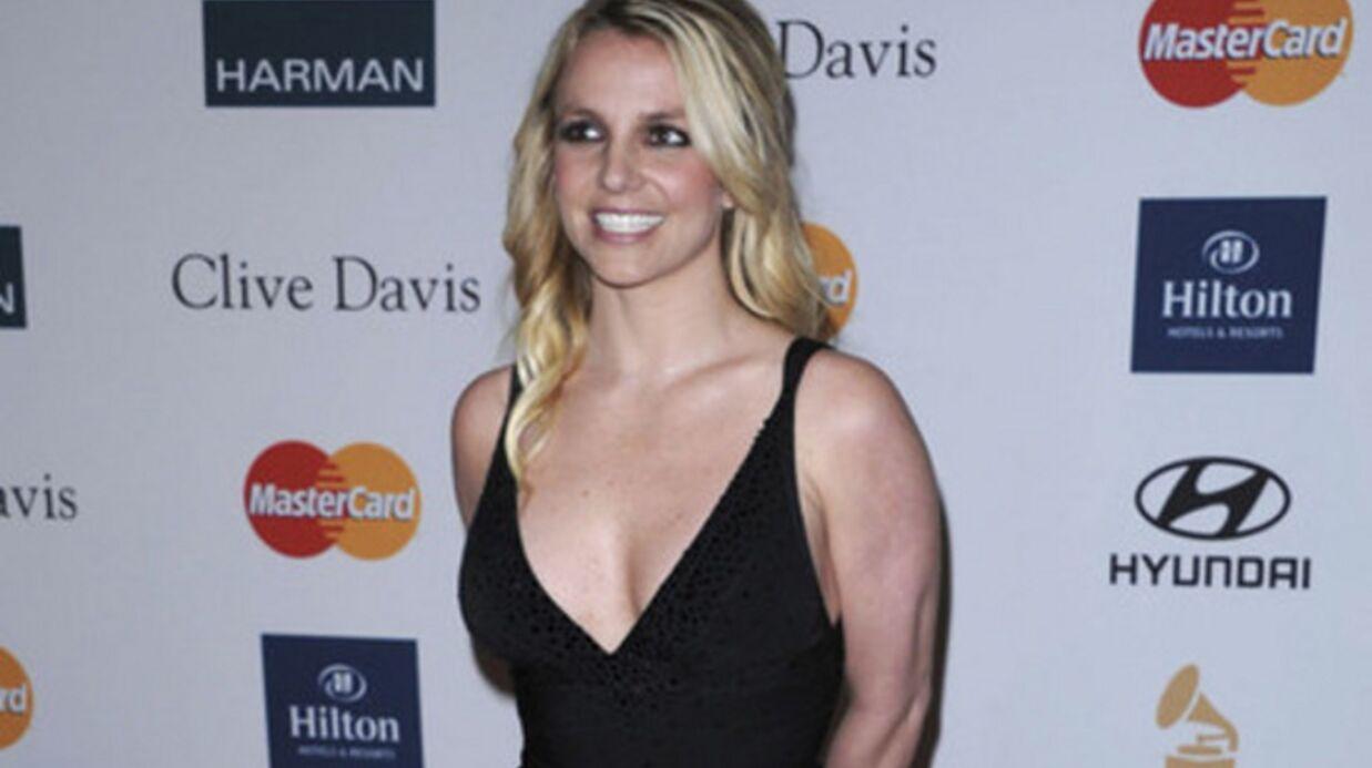 PHOTO  Britney Spears s'expose en bikini blanc pour ses fans