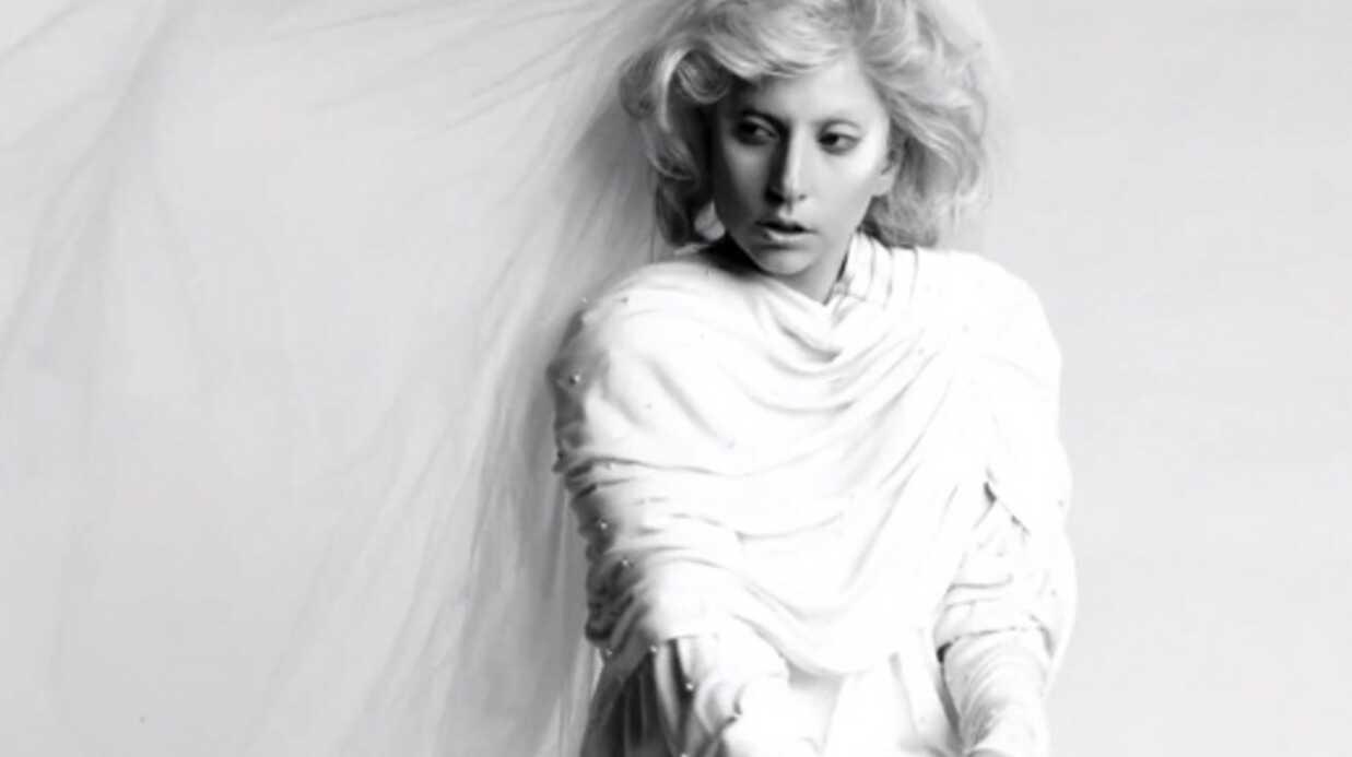 VIDEO Lady Gaga se marie avec son petit ami Taylor Kinney dans un clip
