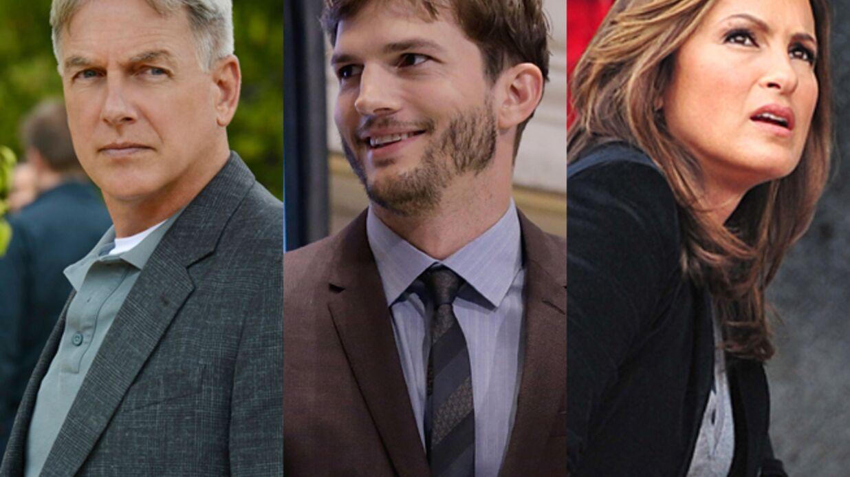 DIAPO Les stars de séries américaines les mieux payées sont…