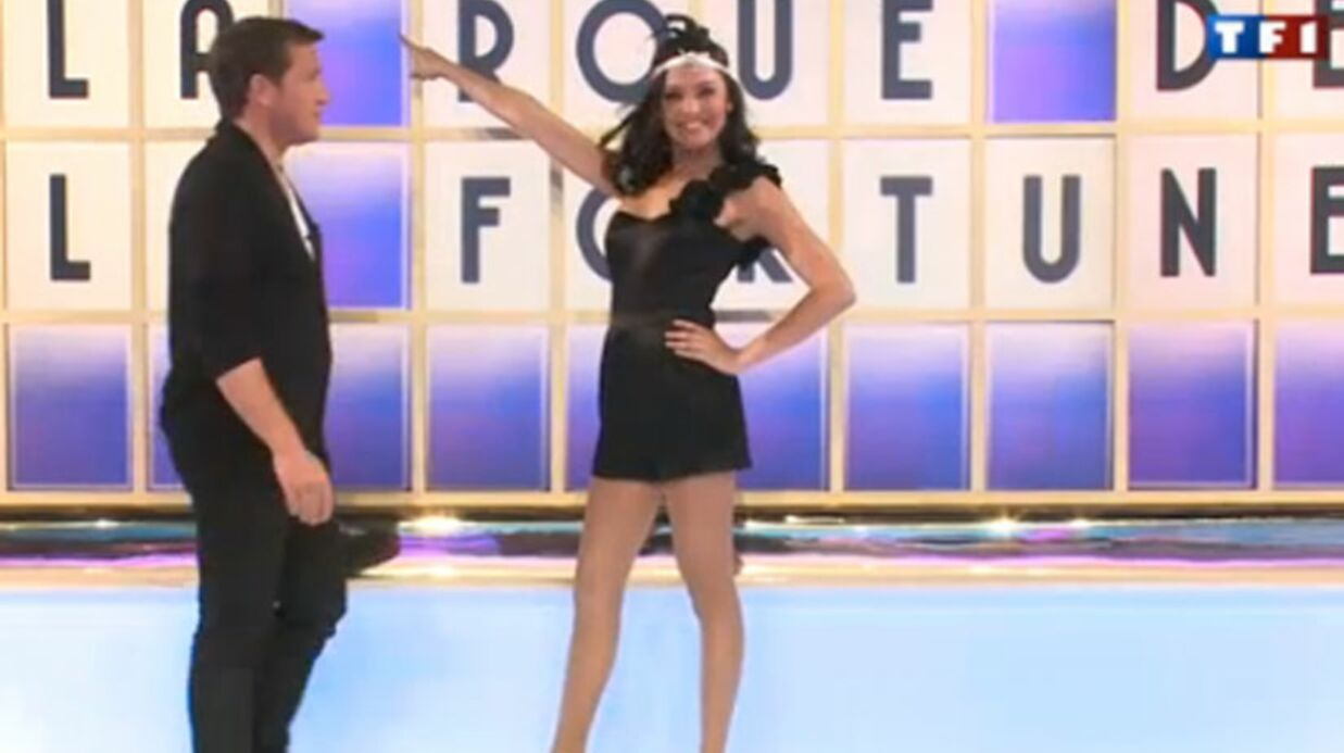 Benjamin Castaldi / Valérie Bègue: le teaser LOL de la Roue de la Fortune