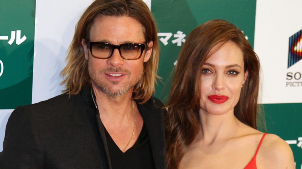 Brad Pitt et Angelina Jolie rencontrent Barack Obama