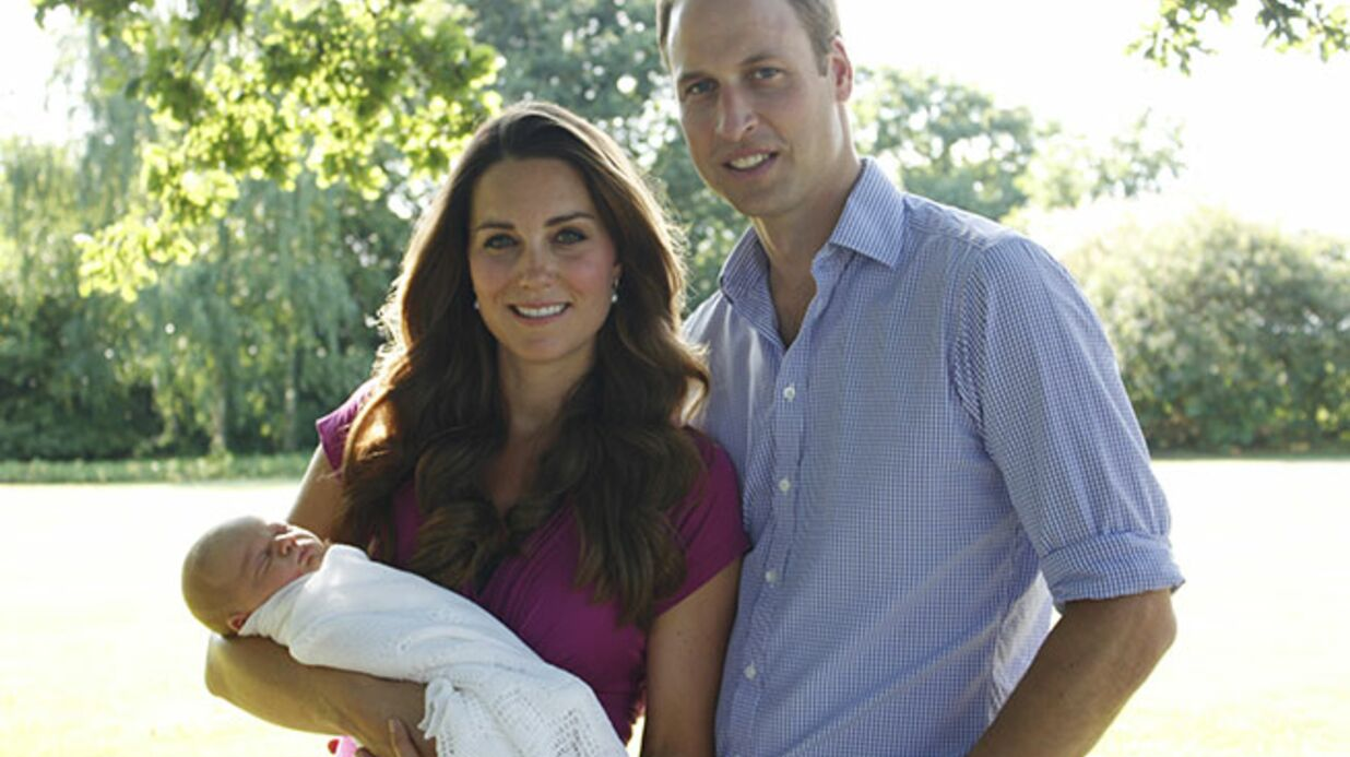 L'Australie pour le premier voyage du Prince George