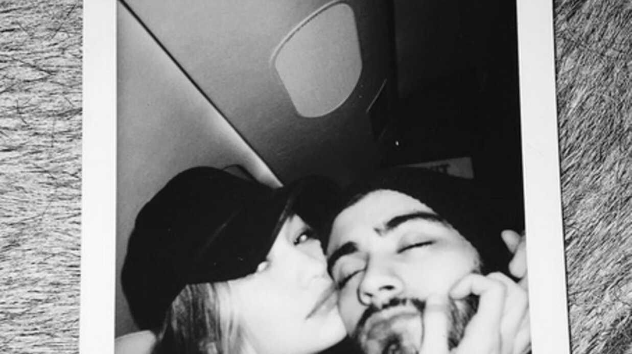 PHOTO Zayn Malik et Gigi Hadid: un selfie pour officialiser leur relation