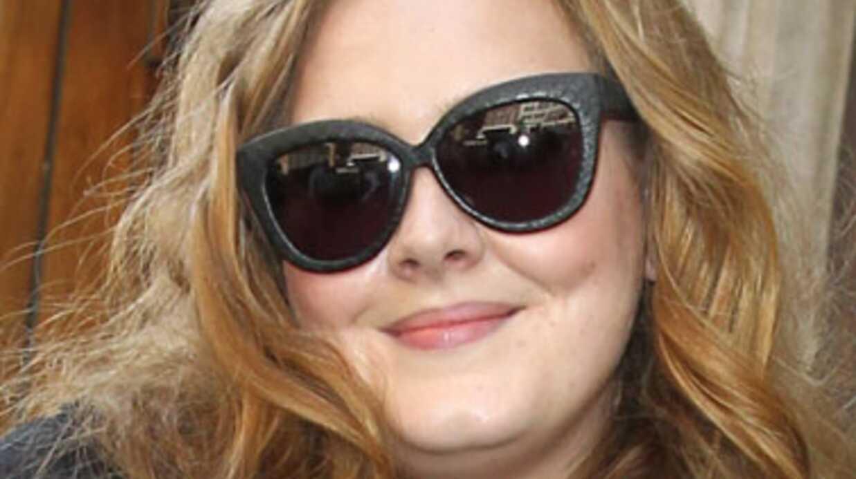 Adele fait construire un héliport dans son jardin