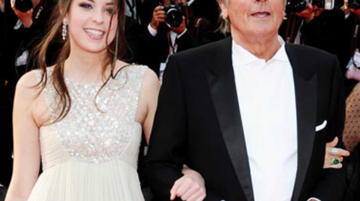 Alain Delon amoureux… de sa fille Anouchka