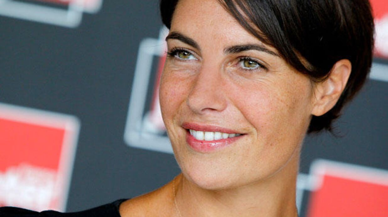 Exclu – Alessandra Sublet attend son deuxième enfant