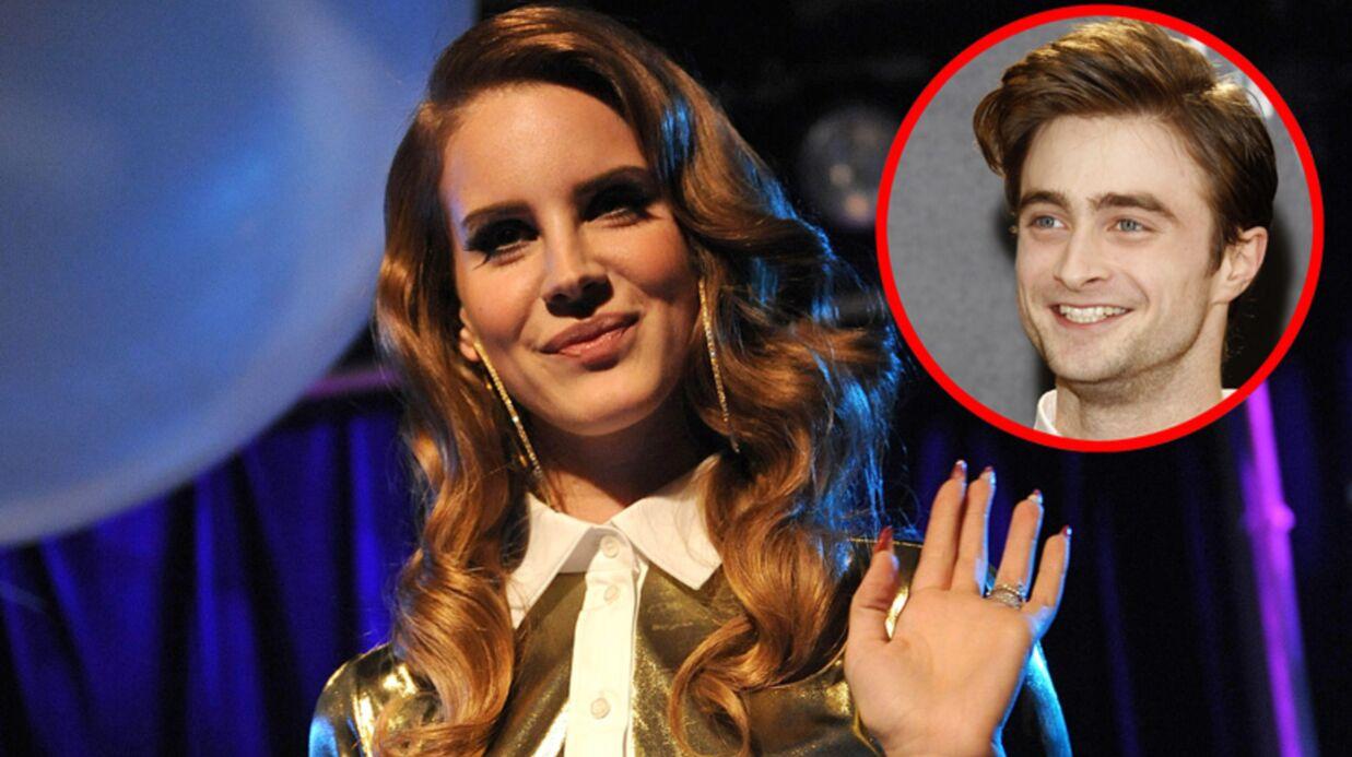 Daniel Radcliffe vole au secours de Lana Del Rey