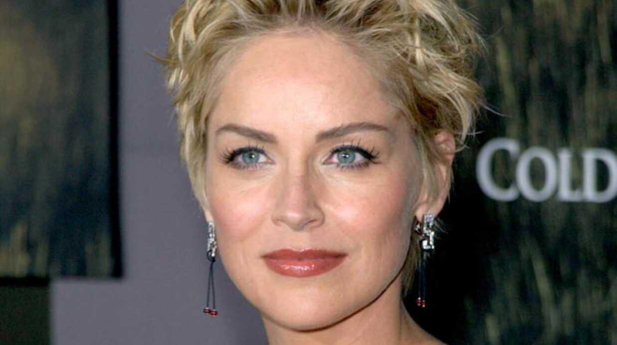Sharon Stone brisée d'avoir perdu la garde de son fils