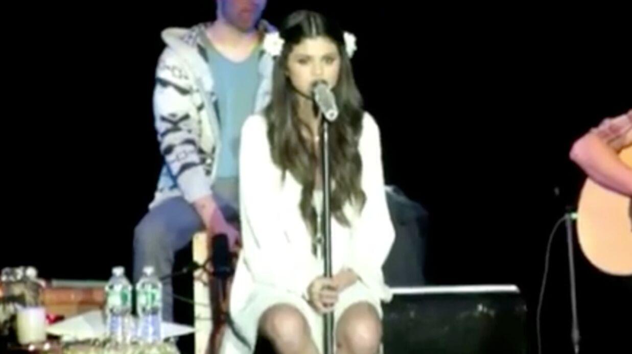 VIDEOS Selena Gomez et Justin Bieber chantent leur rupture