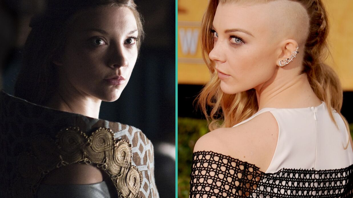 PHOTOS Natalie Dormer (Game of Thrones) s'est rasée la moitié du crâne