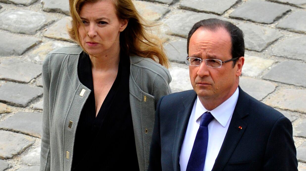 Liaison Hollande-Gayet: Valérie Trierweiler déterminée à sauver son couple