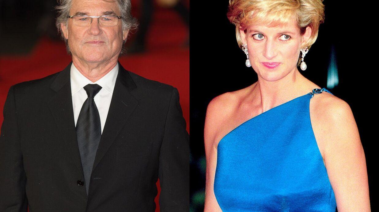 Kurt Russell révèle avoir hébergé en secret la princesse Diana et ses enfants