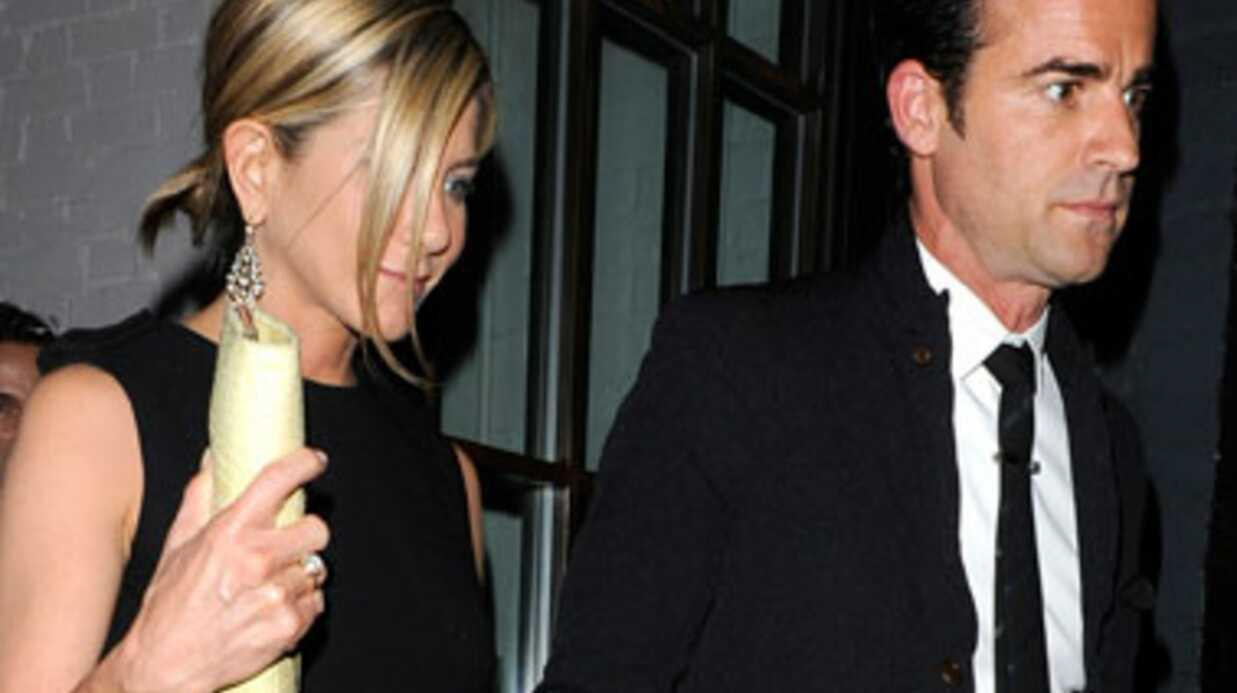 Jennifer Aniston: son mec et Courteney Cox se détestent