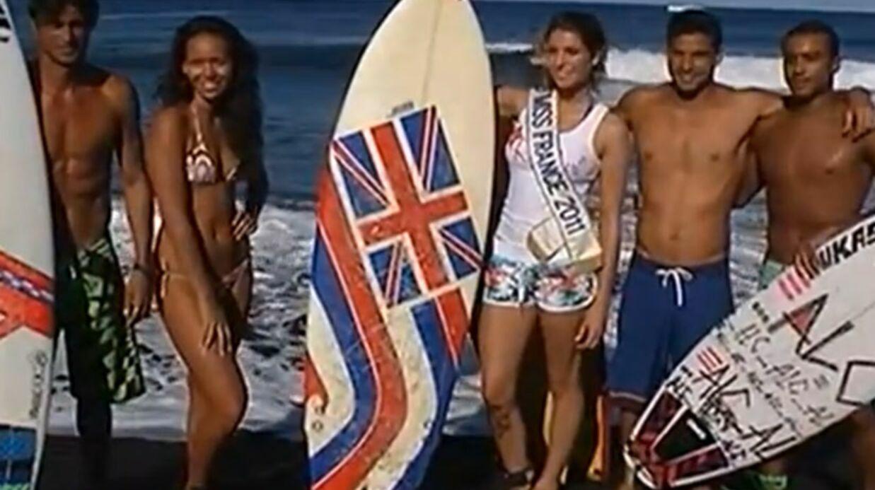 VIDEO Miss France 2011 s'éclate à Tahiti