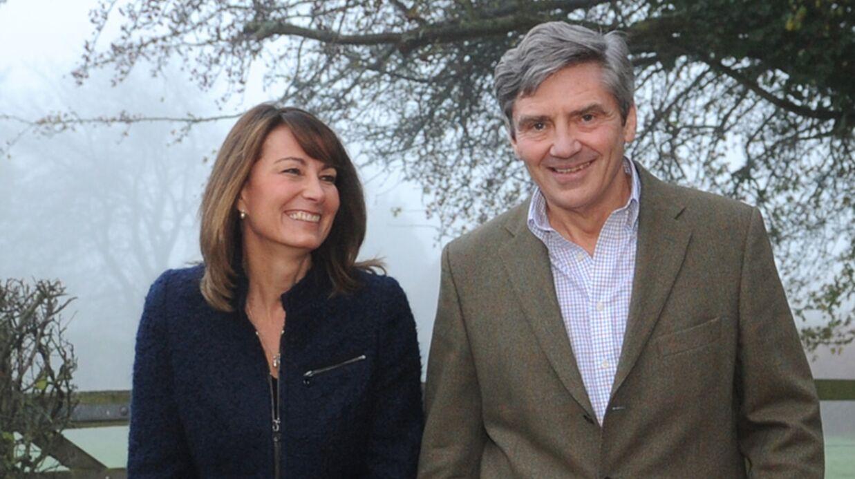 Jeux olympiques de Londres: la famille Middleton hors-la-loi