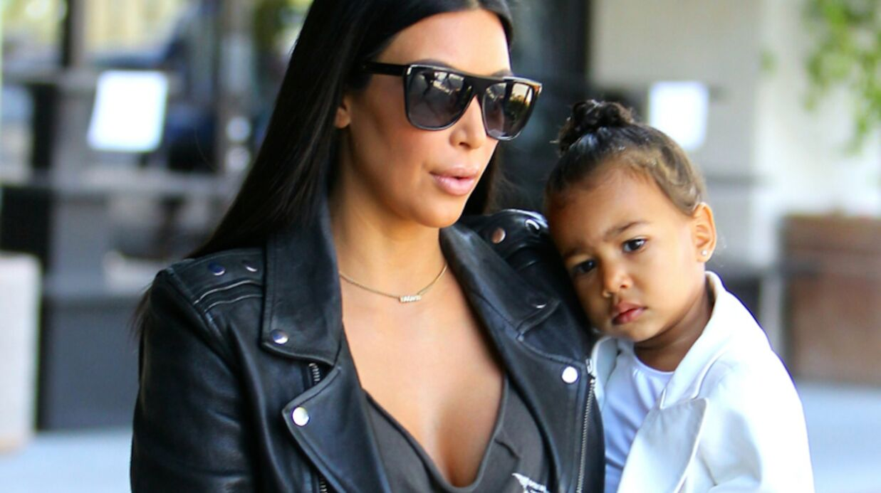 North West : la fille de Kim Karda­shian a droit à son propre coach spor­tif !