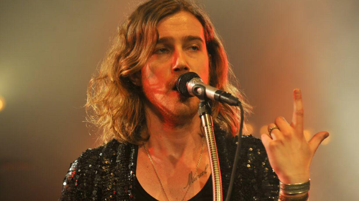 Julien Doré se lance (presque) dans le rock sataniste