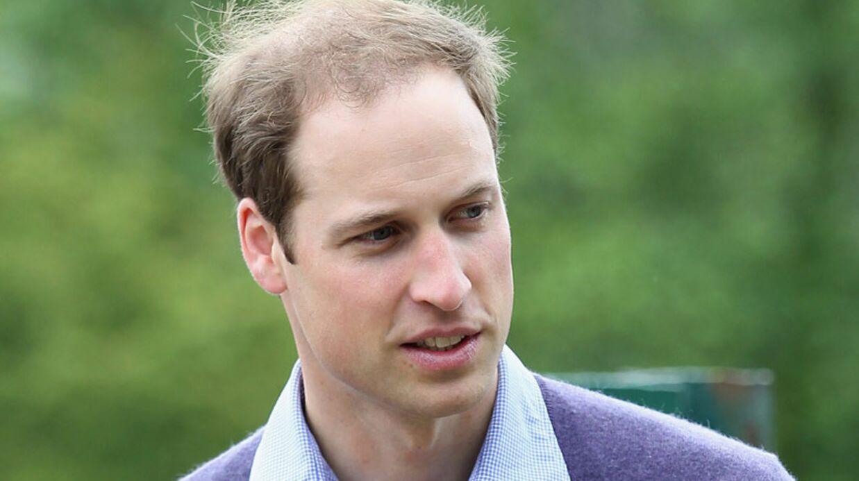 Le prince William reçoit 12 millions d'euros d'héritage de Diana