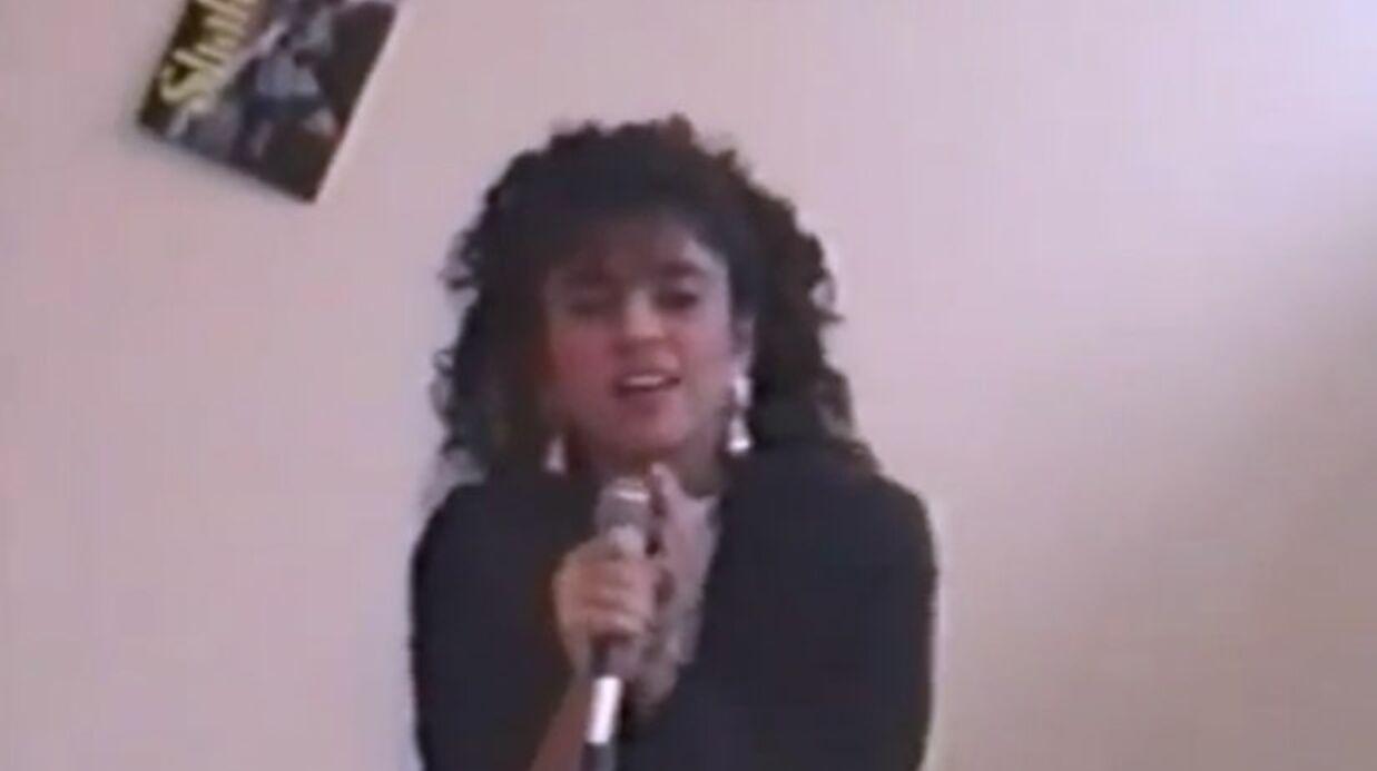VIDEO Shakira: ses premiers pas de chanteuse à 14 ans