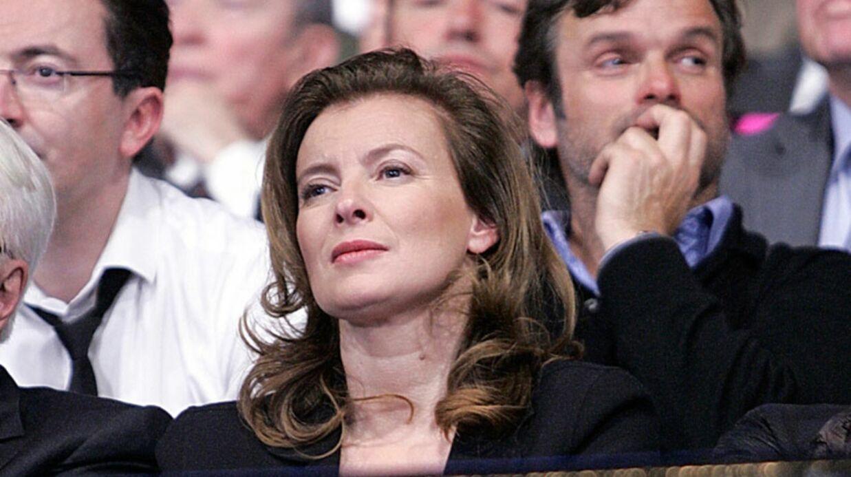 Valérie Trierweiler: Ségolène Royal? Elle «fait avec»