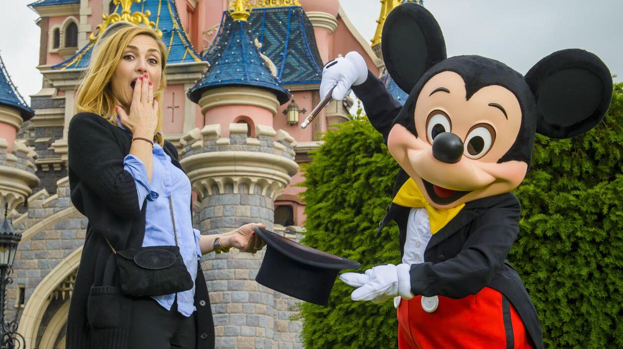 PHOTOS Omar Sy, Julie Gayet, Vincent Cassel célèbrent l'été à Disneyland Paris