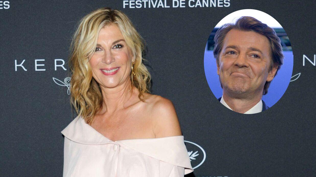 Michèle Laroque et François Baroin: «Oui nous sommes toujours ensemble»