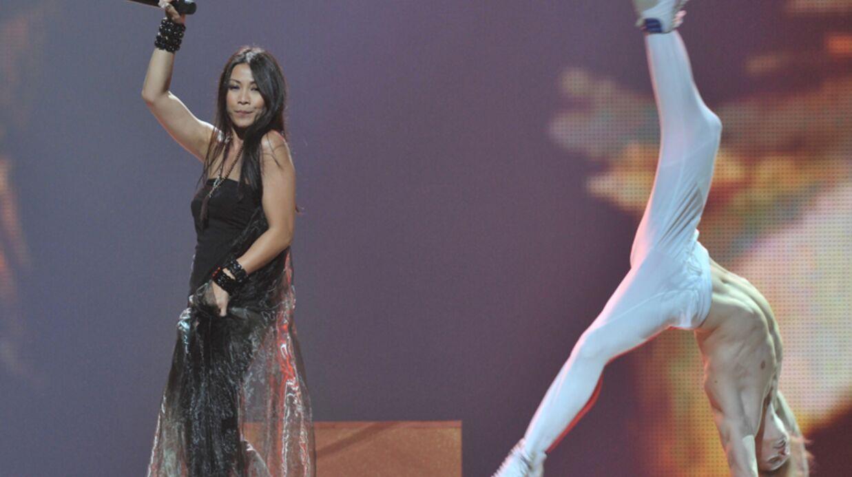 VIDEO Eurovision 2012: les répétitions du show d'Anggun