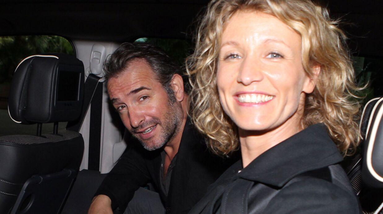 PHOTOS Jean Dujardin et Alexandra Lamy glamour à Cannes