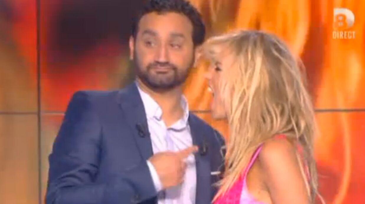 VIDEO Enora Malagré ultra sexy en Britney Spears dans Touche pas à mon poste