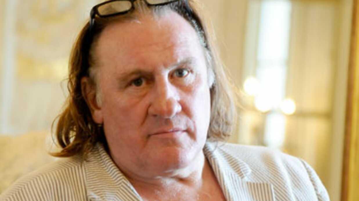 Gérard Depardieu va ouvrir un restaurant en Russie