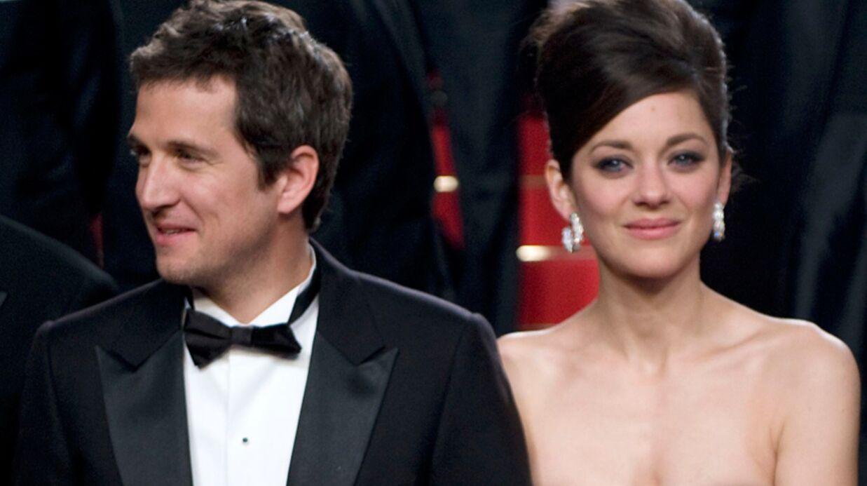DIAPO Marion Cotillard et Guillaume Canet, le couple ultra glamour de Cannes