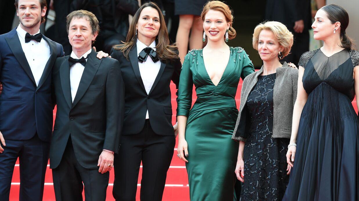 Aurélie Filippetti a empêché sa collègue Fleur Pellerin de monter les marches à Cannes