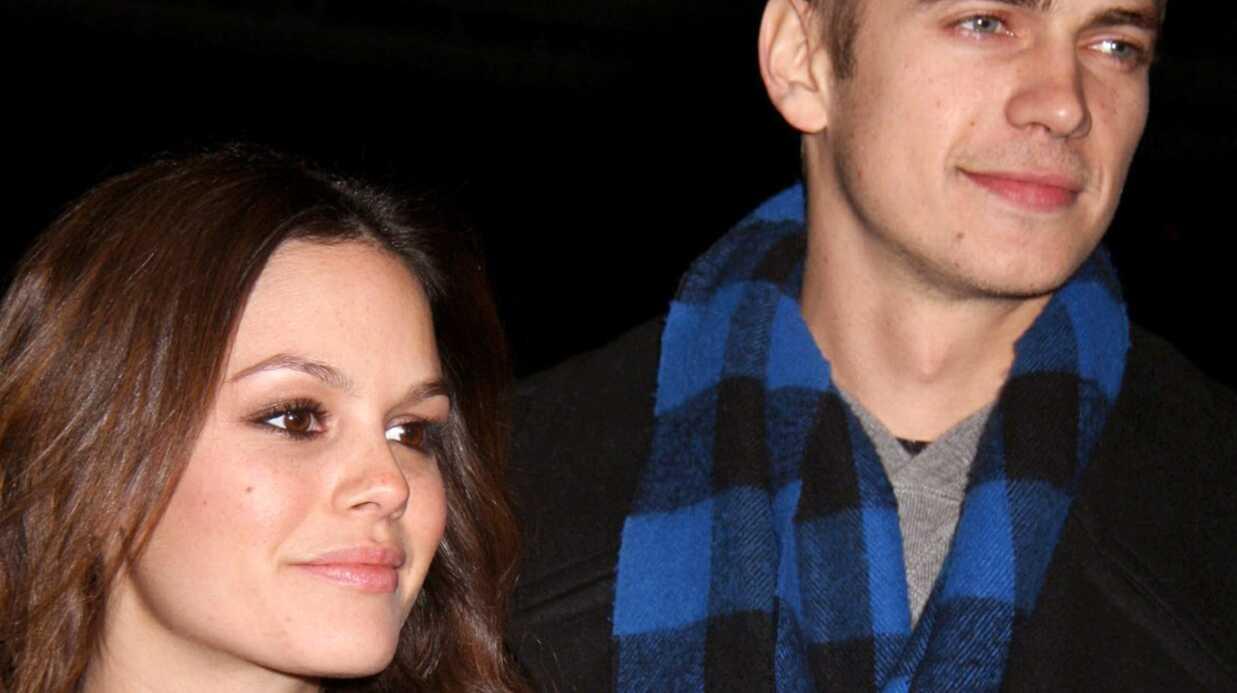 Rachel Bilson et Hayden Christensen attendent leur premier enfant