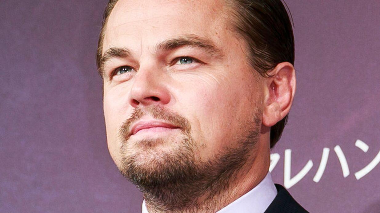Leonardo DiCaprio fait 13 000 km en jet privé pour recevoir un prix environnemental