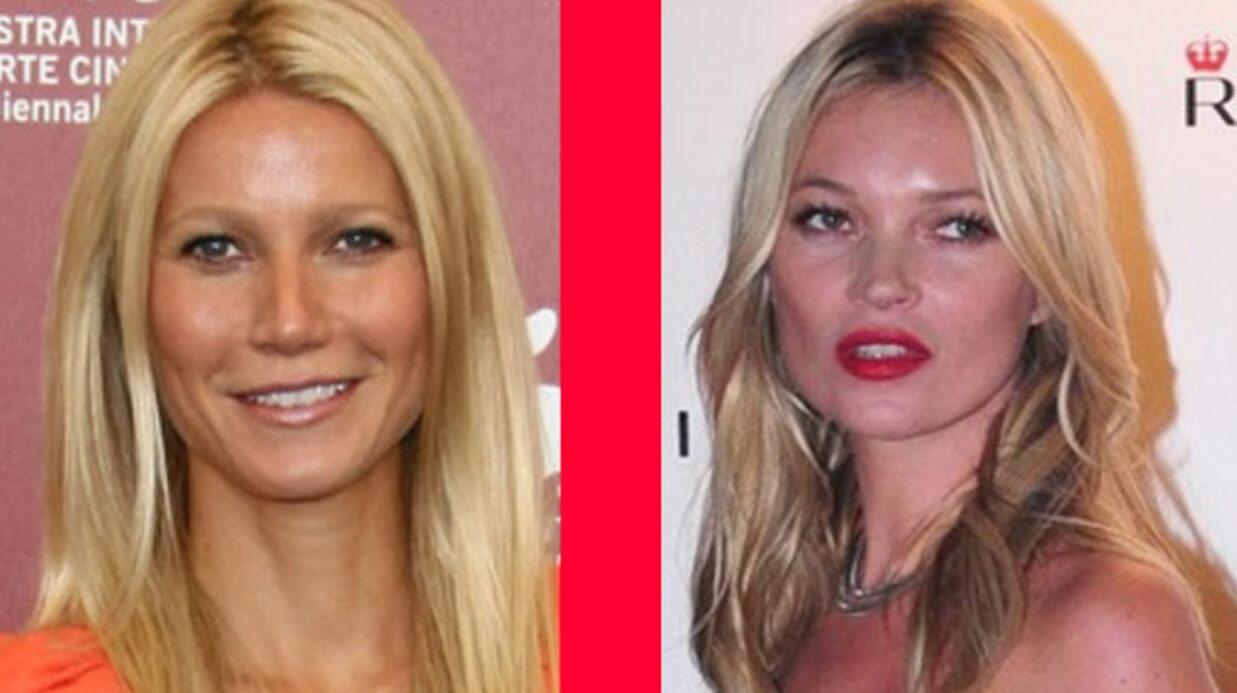 Gwyneth Paltrow et Kate Moss se disputent à Mexico