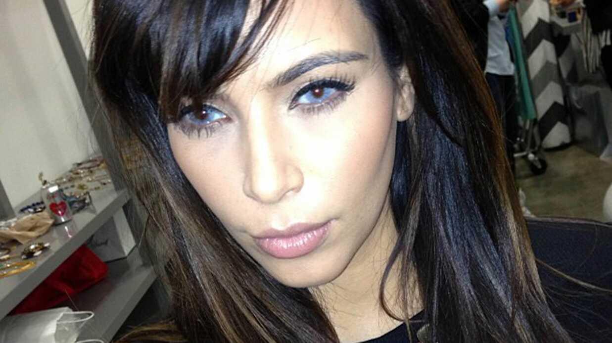 DIAPO Quelle est votre couleur d'yeux préférée pour Kim Kardashian?
