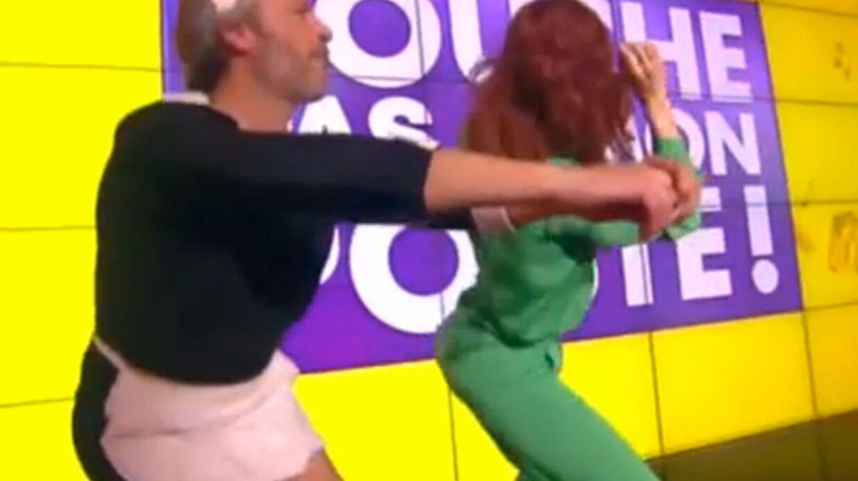 VIDEO Audrey Fleurot: son booty shake torride dans Touche pas à mon poste