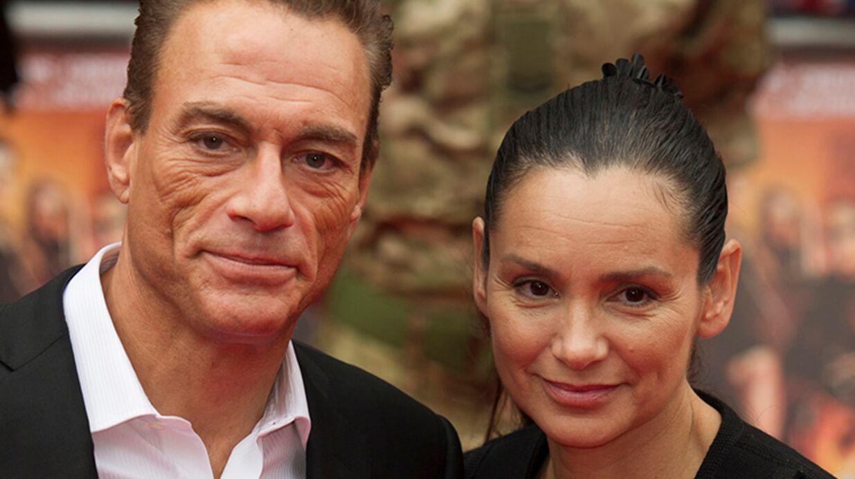 Jean-Claude Van Damme divorce de la bodybuildeuse Gladys