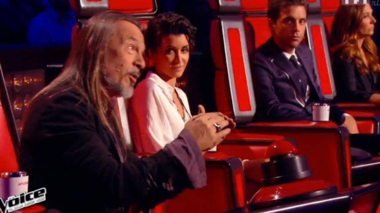The Voice 4: Florent Pagny et Zazie passent l'épreuve ultime
