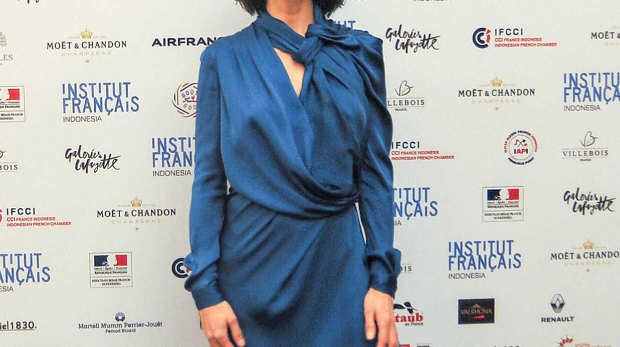 PHOTOS Sophie Marceau resplendissante à Jakarta avec un célèbre chef français