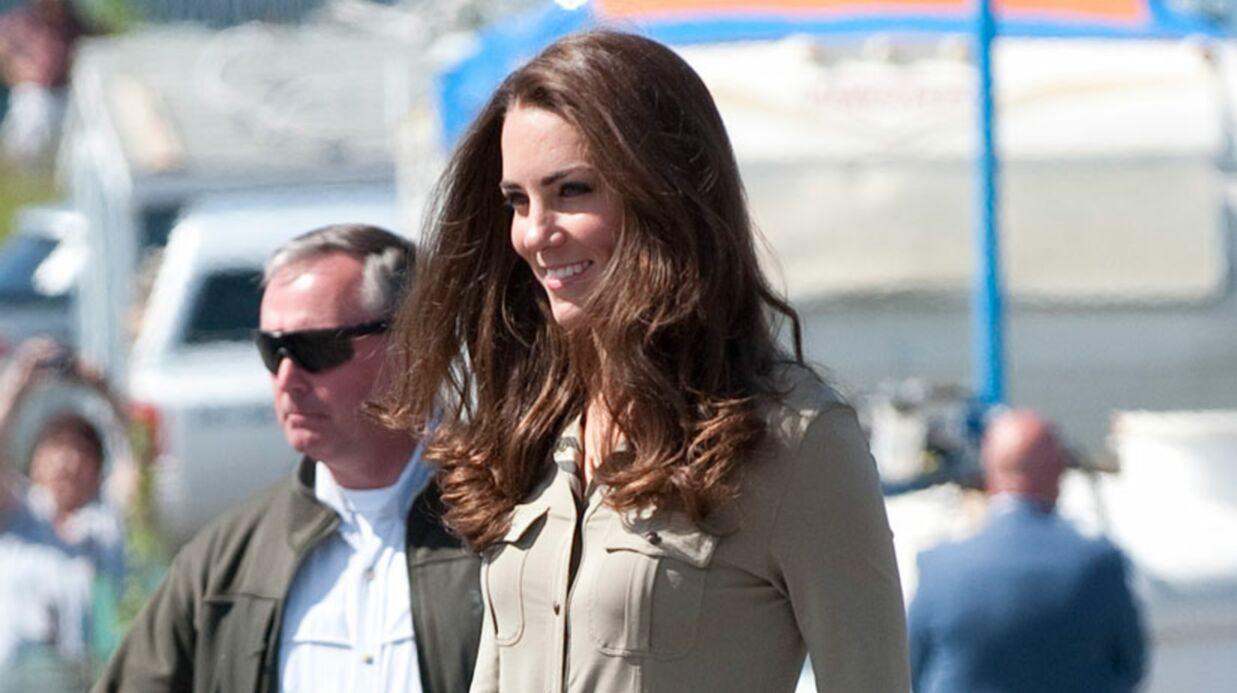 Kate Middleton: son look abordable fait un carton