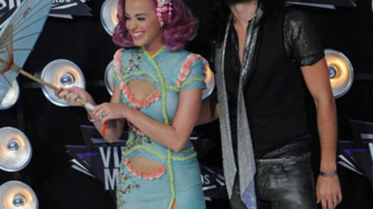 Katy Perry: une année sabbatique pour devenir maman?