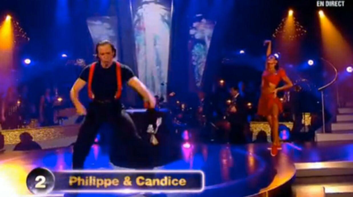 Danse avec les stars: la partenaire de Candeloro se confie