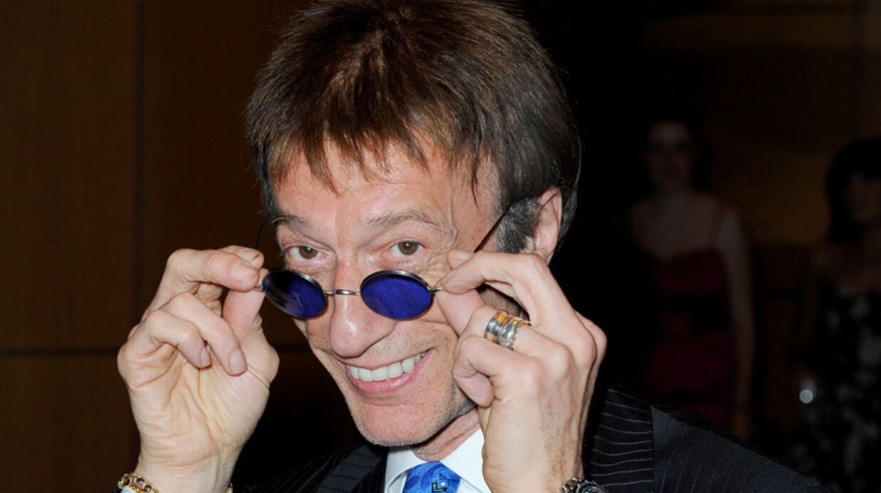 PHOTO : Robin Gibb (Bee Gees) combat son cancer du foie