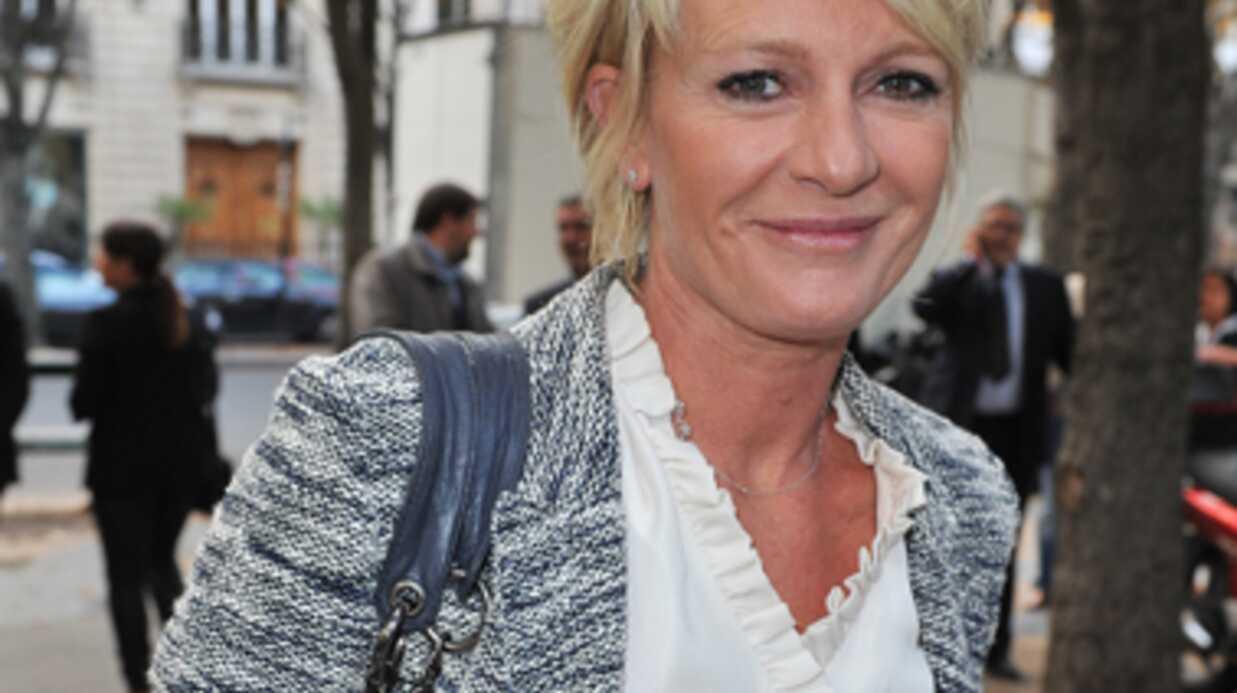 Sophie Davant: pas de divorce en vue avec Pierre Sled