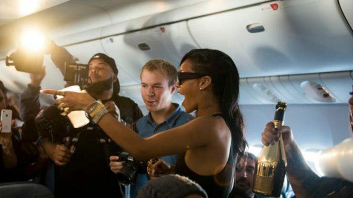 Rihanna s'excuse auprès des journalistes pour sa tournée