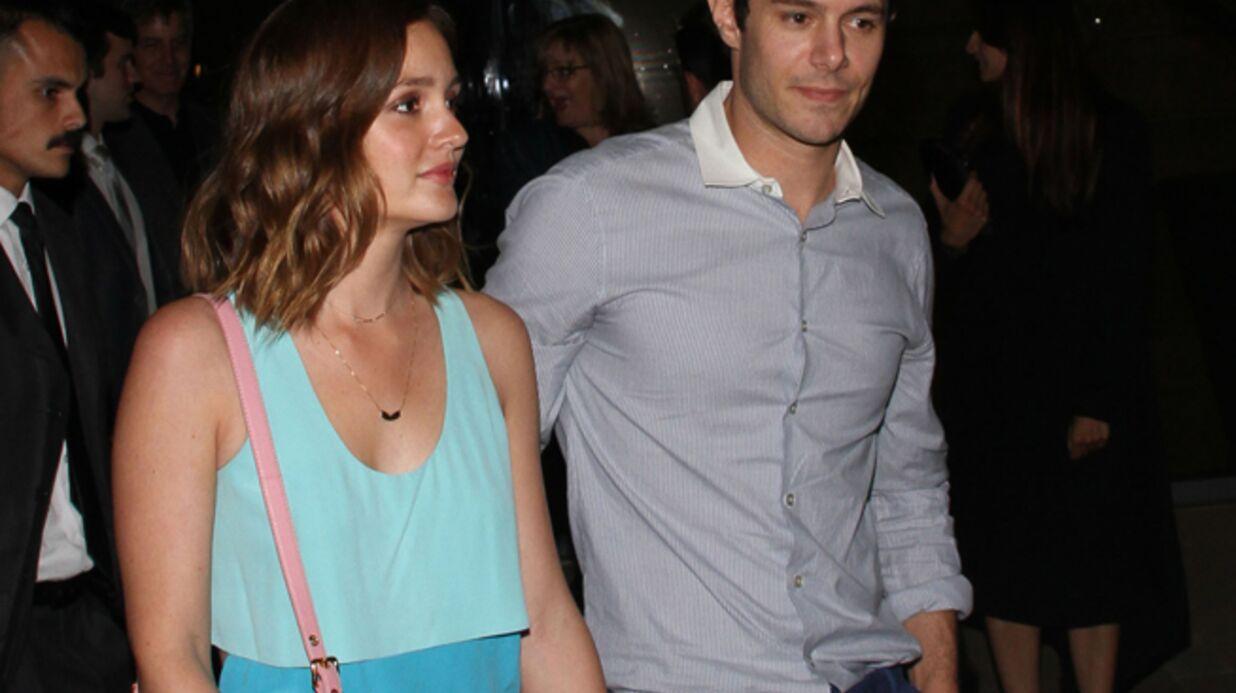 Adam Brody (Newport Beach) et Leighton Meester (Gossip Girl) seraient fiancés