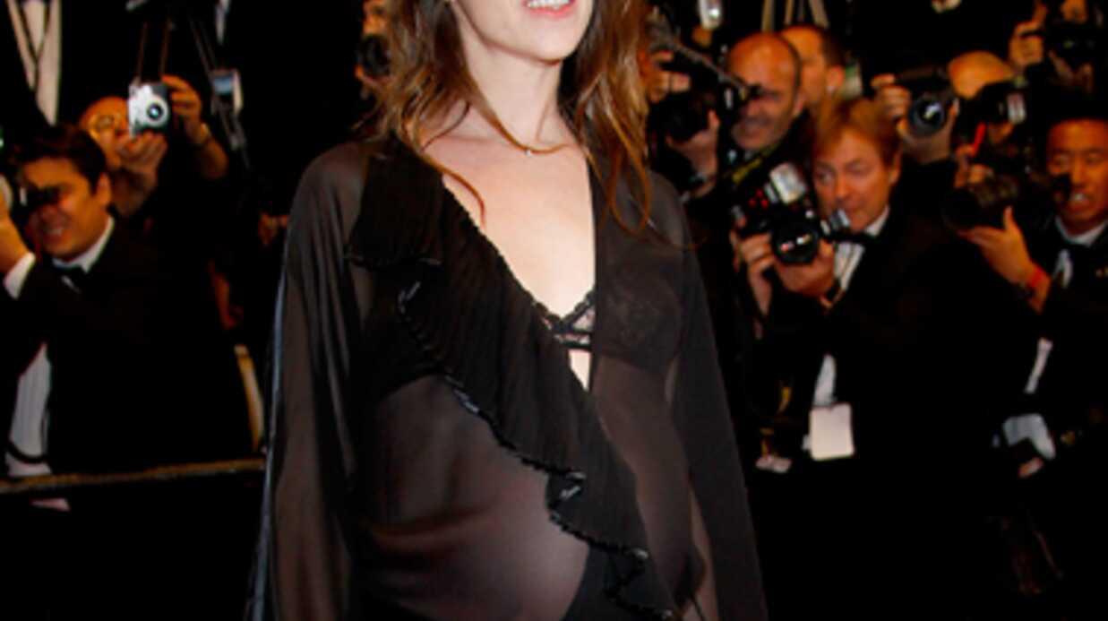 Charlotte Gainsbourg voudrait un quatrième enfant