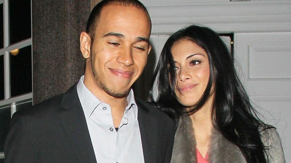 Nicole Scherzinger et Lewis Hamilton: la rupture