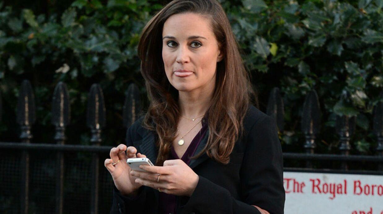 Pippa Middleton n'en revient toujours pas d'être célèbre